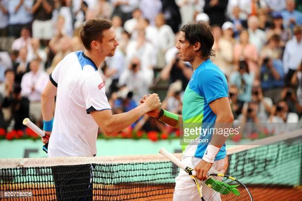 Robin SODERLING / Rafael NADAL Finale Simple Messieurs Roland Garros 2010