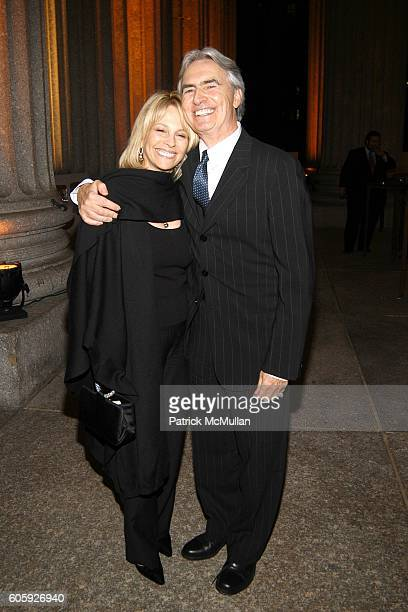Robin Steinberg and David Steinberg attend VANITY FAIR Tribeca Film Festival Party hosted by Graydon Carter and Robert DeNiro at The State Supreme...