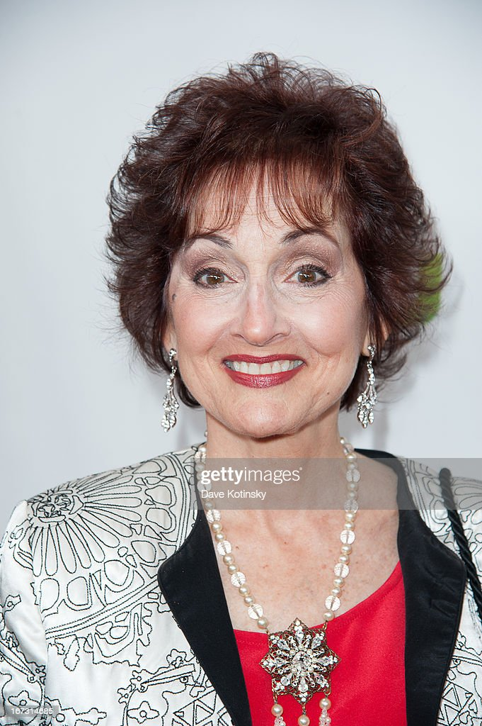 Robin Strasser attends the 'All My Children' & 'One Life To Live' premiere at Jack H. Skirball Center for the Performing Arts on April 23, 2013 in New York City.