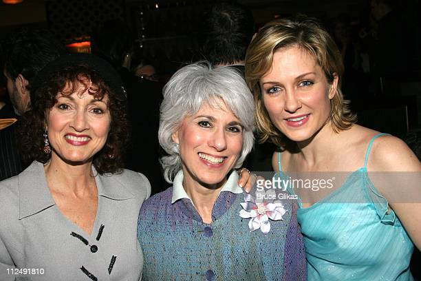 Robin Strasser Jamie deRoy and Amy Carlson during The Actors Fund 20th Anniversary Performance of 'Vampire Lesbians of Sodom' with Julie Halston and...