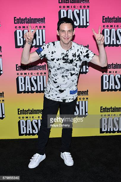 Robin Taylor attends Entertainment Weekly's ComicCon Bash held at Float at Hard Rock Hotel San Diego on July 23 2016 in San Diego California