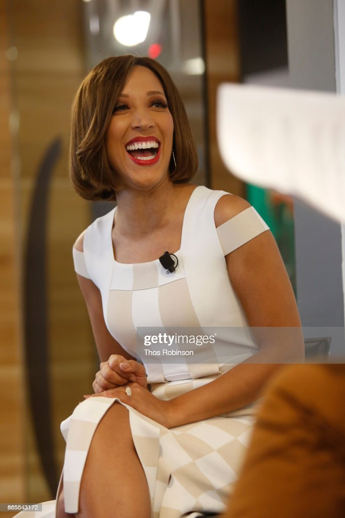 "Fast Company Innovation Festival - Robin Thede, Host Of ""The Rundown With Robin Thede"" On The Future Of Late-Night Comedy"