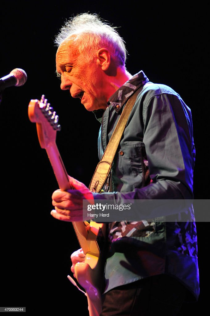 Robin Trower Performs At Salis...