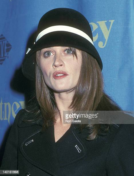 Robin Tunney at the Britney Spears Album Release Party for 'Britney' at CentroFly CentroFly New York City