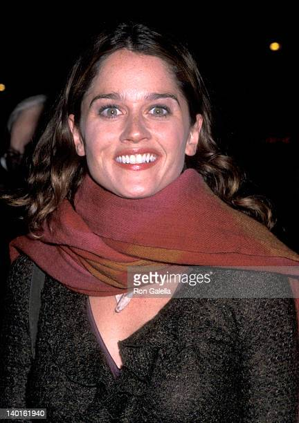 Robin Tunney at the Opening Night of 'Reefer Madness' Variety Arts Theatre New York City