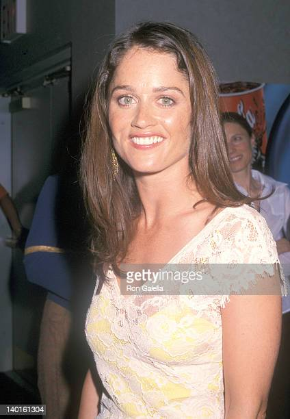 Robin Tunney at the Premiere of 'Cherish' Ua Union Square Stadium 14 New York City