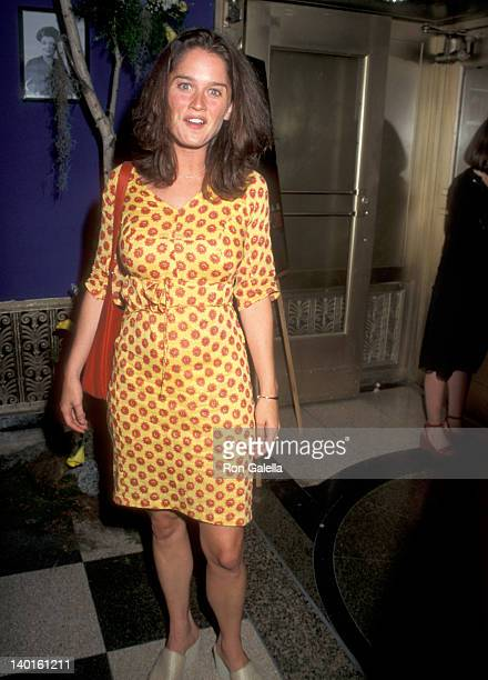 Robin Tunney at the Premiere Party for 'Cop Land' The Supper Club New York City
