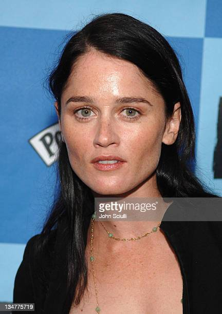 Robin Tunney during 2006 Los Angeles Film Festival 'Leonard Cohen I'm Your Man' at John Ansen Ford Amphitheater in Hollywood California United States