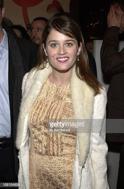 Robin Tunney during Opening of Pradas New York Flagship Store at Prada Store SoHo in New York City New York United States