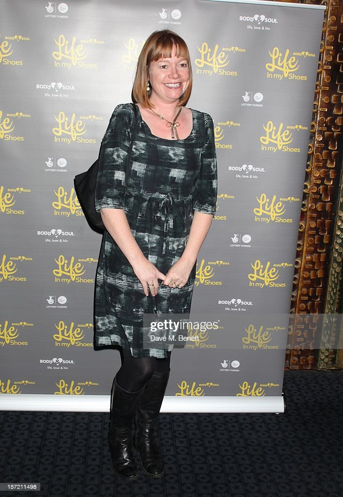 Robin Weaver attends the Undefeated UK Film Premiere on November 29, 2012 in London, England.