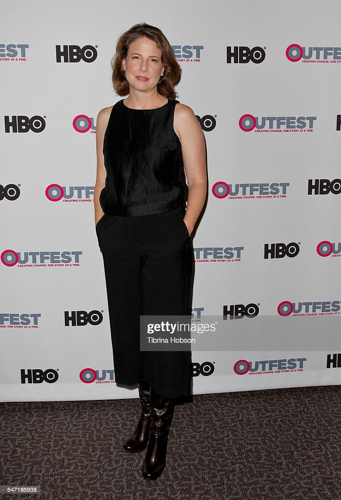 Robin Weigert attends the Outfest screening of 'Pushing Dead' at Director's Guild of America on July 13 2016 in West Hollywood California