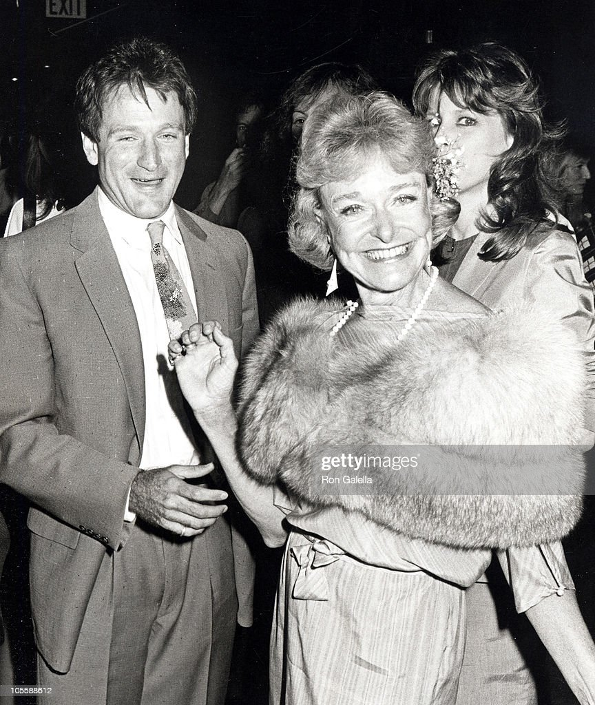 Robin Williams and Mot...