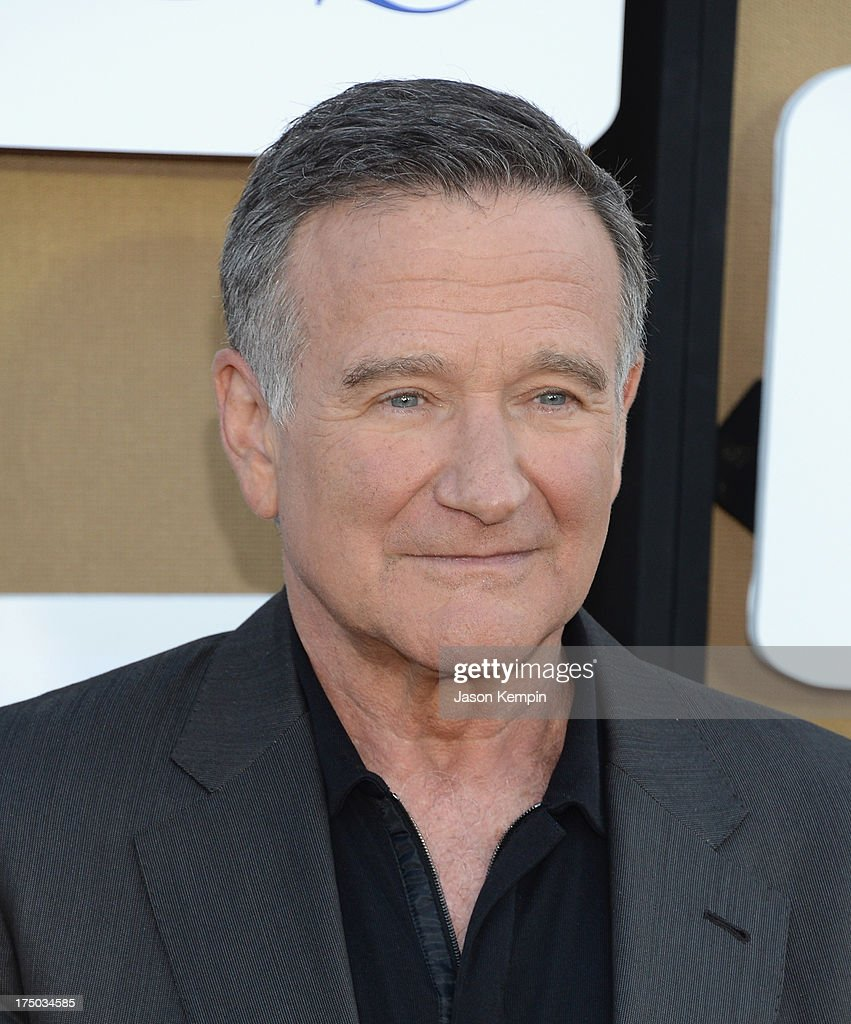 <a gi-track='captionPersonalityLinkClicked' href=/galleries/search?phrase=Robin+Williams+-+Actor&family=editorial&specificpeople=174322 ng-click='$event.stopPropagation()'>Robin Williams</a> attends the CW, CBS And Showtime 2013 Summer TCA Party on July 29, 2013 in Los Angeles, California.