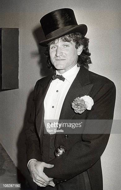 Robin Williams during 36th Annual Golden Globe Awards at Beverly Hilton Hotel in Beverly Hills California United States