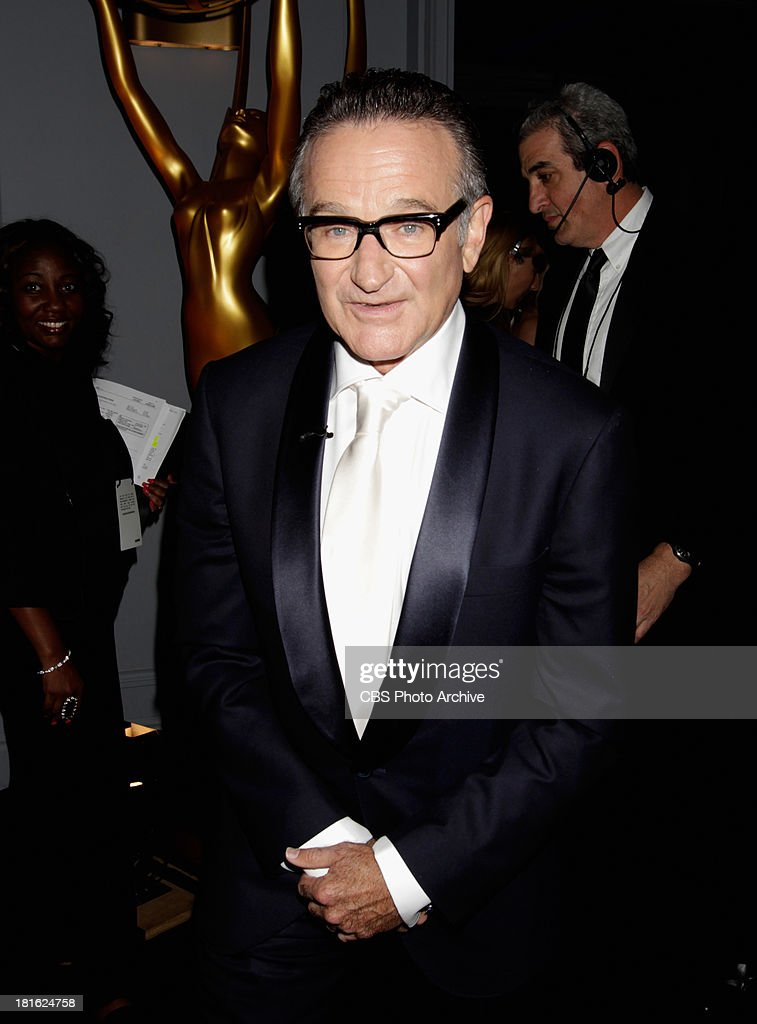 Robin Williams from The Crazy Ones at the 65th Primetime Emmy Awards which will be broadcast live across the country 8001100 PM ET/ 500800 PM PT from...