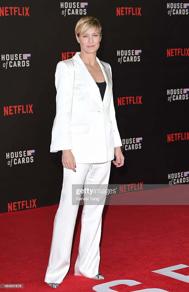 """House Of Cards"" Season 3 - World Premiere - Red Carpet Arrivals"