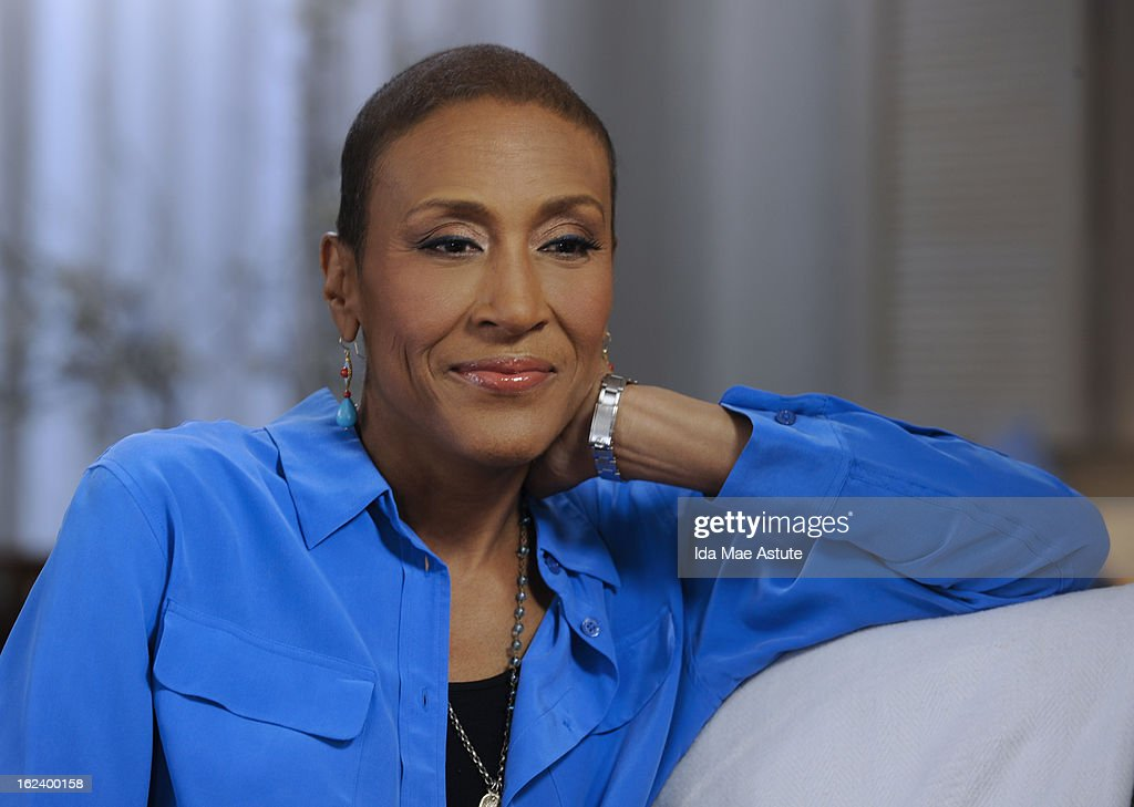 20/20 - 'Robin's Journey,' A Special Edition of 20/20, takes viewers on a candid, inspiring and intimate journey inside Robin Roberts' challenging fight against myelodysplastic syndrome (MDS), a rare blood disorder. The hour, which includes private moments beginning with the pre-transplant treatment, through her time in the hospital, to her return to GMA, airs FRIDAY, FEB. 22 (10-11 pm, ET) on the ABC Television Network. (Photo by Ida Mae Astute/ABC via Getty Images) ROBIN ROBERTS