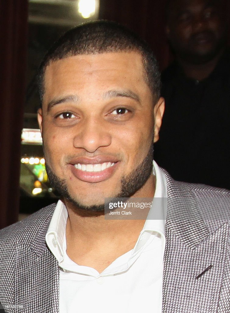 Robinson Cano attends the PitCCh In Foundation 2013 Challenge Rules Party at Luxe at Lucky Strike Lanes on November 8, 2013 in New York City.