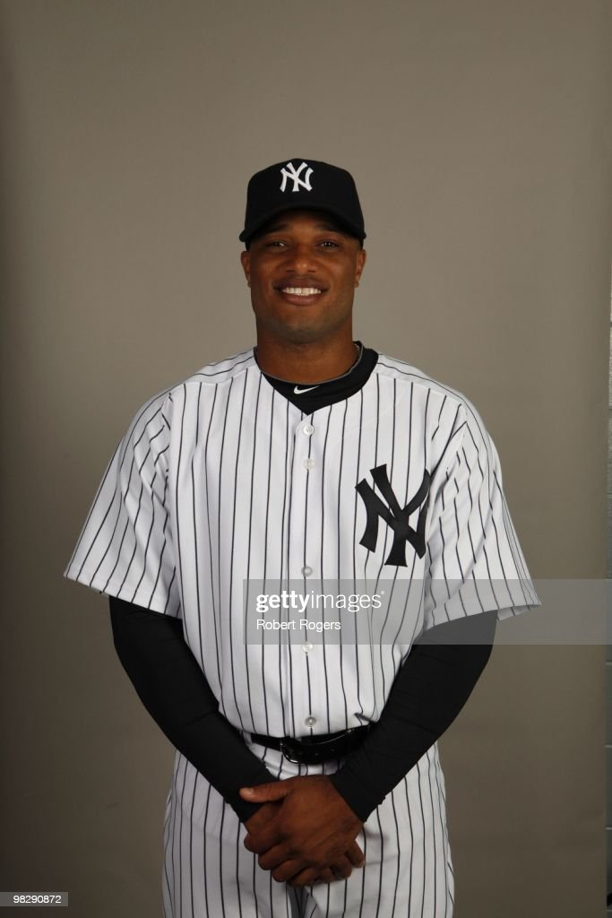 <a gi-track='captionPersonalityLinkClicked' href=/galleries/search?phrase=Robinson+Cano&family=editorial&specificpeople=538362 ng-click='$event.stopPropagation()'>Robinson Cano</a> of the New York Yankees poses during Photo Day on Thursday, February 25, 2010 at Steinbrenner Field in Tampa, Florida.