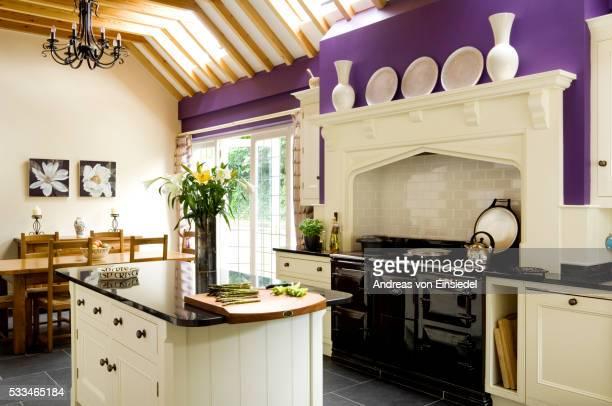 Robinson & Cornish kitchen