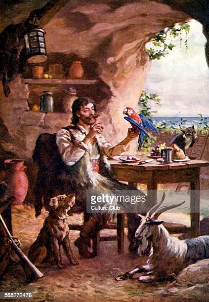 "Realism in ""Robinson Crusoe"""