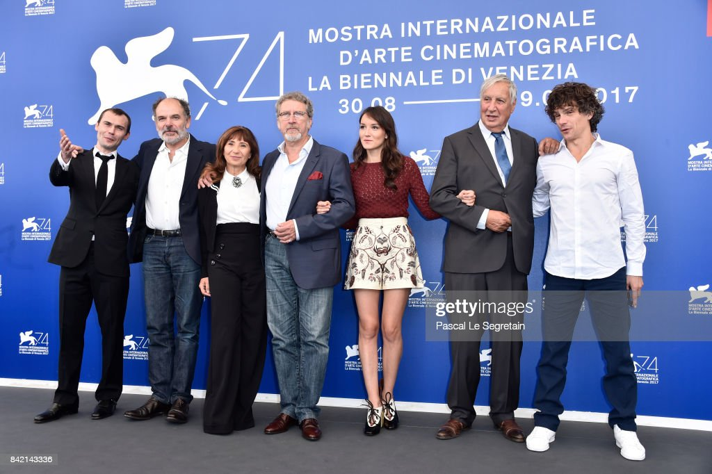 The House By The Sea  Photocall - 74th Venice Film Festival
