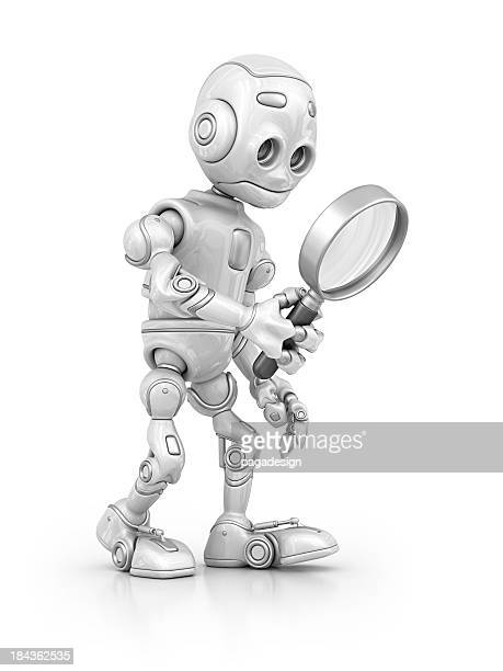robot and loupe