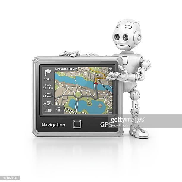 robot et navigation
