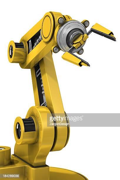 Roboter-Stopper am arm