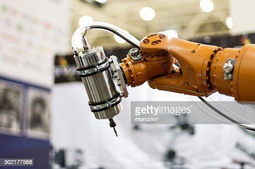 ロボットハンド : ストックフォト