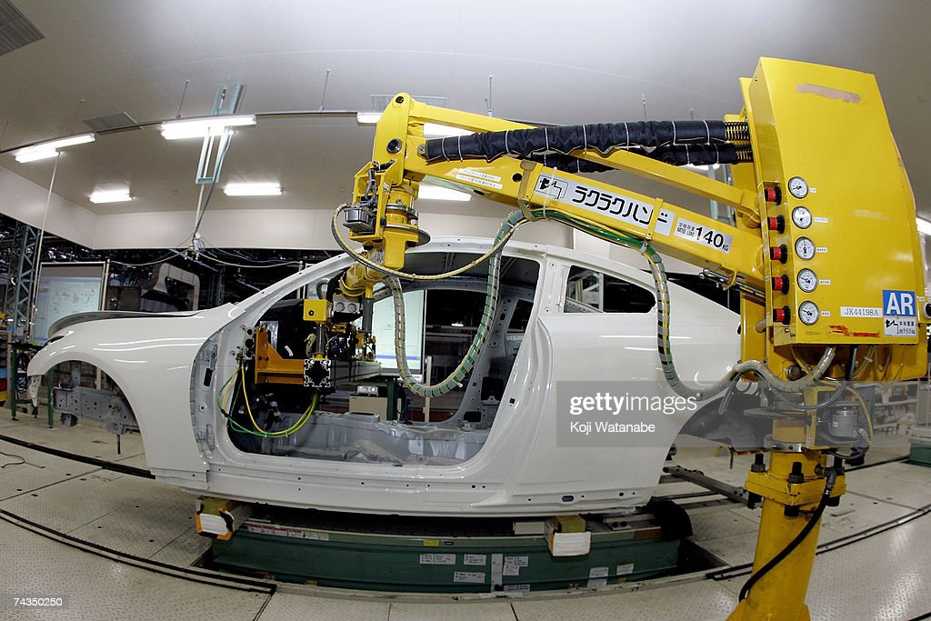 Koji watanabe photos getty images for Motor city assembly line