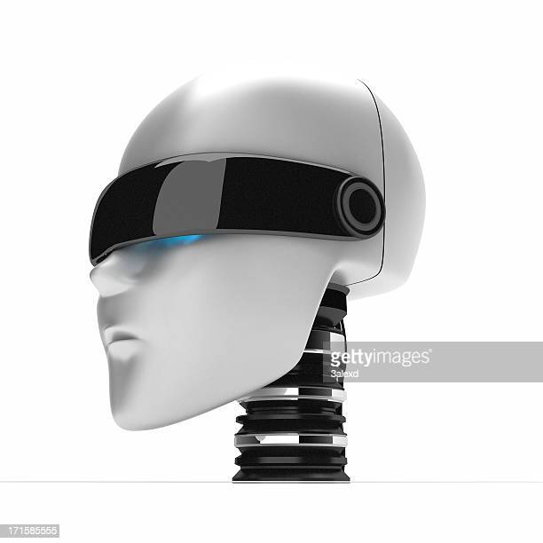 Testa di robotica