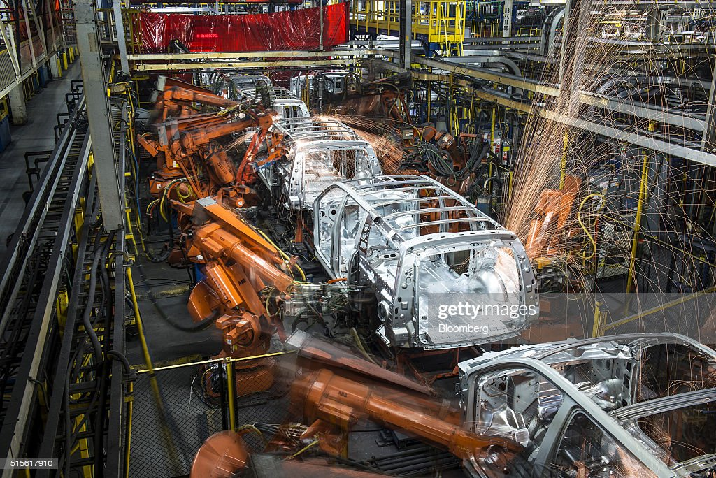 production at the general motors co gm assembly plant in arlington. Cars Review. Best American Auto & Cars Review