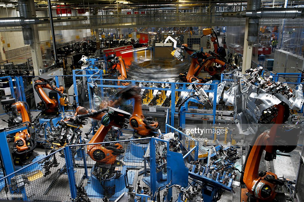 Ford Motor Co 39 S Valencia Mega Plant Getty Images