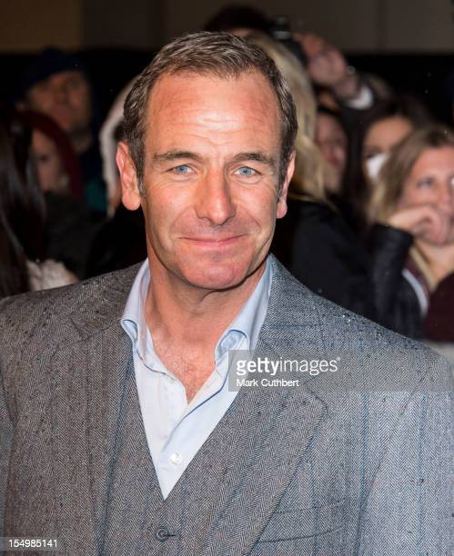 Robson Green attends the Pride Of Britain awards at Grosvenor House on October 29 2012 in London England