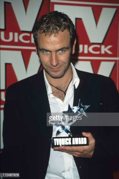 Robson Green during Robson Green File Pictures at Harrods in London Great Britain
