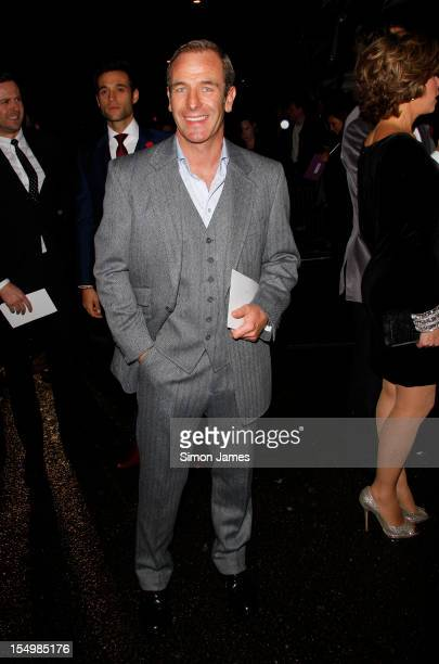 Robson Green seen arriving for the Pride of Britain awards on October 29 2012 in London England