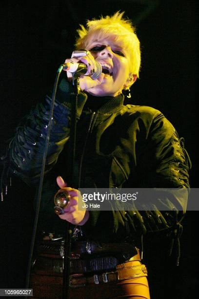 Robyn performs at Shepherds Bush Empire on October 22 2010 in London England