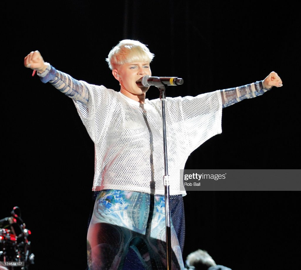 Robyn performs on day four of Bestival at Robin Hill Country Park on September 11, 2011 in Newport, Isle of Wight.
