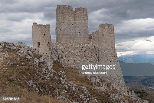 Rocca Calascio : Stock Photo