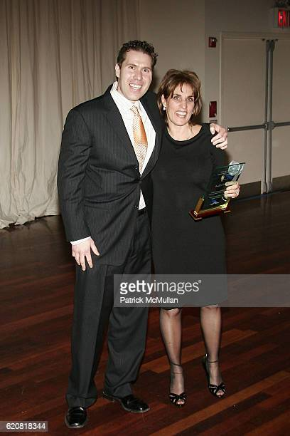Rocco Basile and Joyce Mattera attend CHILDREN OF THE CITY GALA Honoring DAVID TYREE and Hosted by RICHARD JEFFERSON with MC STEVE SCHIRRIPA at...