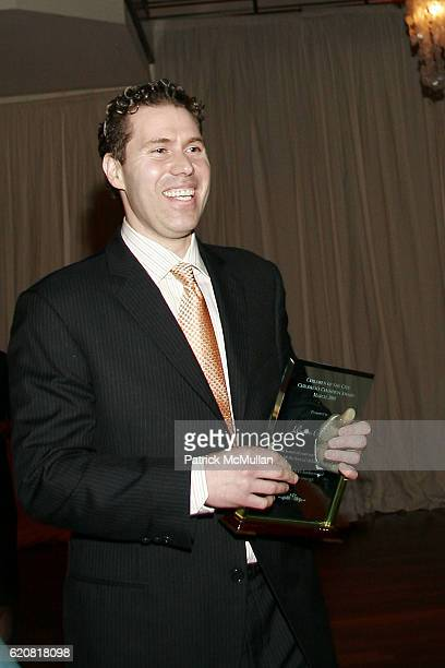 Rocco Basile attends CHILDREN OF THE CITY GALA Honoring DAVID TYREE and Hosted by RICHARD JEFFERSON with MC STEVE SCHIRRIPA at Tribeca Rooftop on...