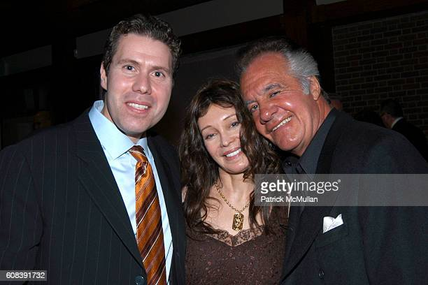 Rocco Basile Jaid Barrymore and Tony Sirico attend Children of the City 3rd Annual Gala Helps South Brooklyn's Youth Break Free from the Vicious...