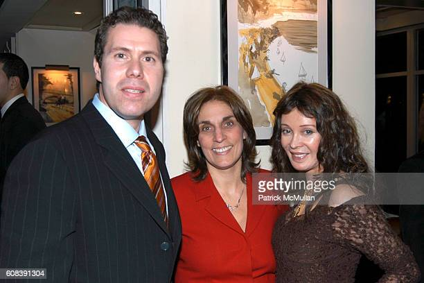 Rocco Basile Joyce Mattera and Jaid Barrymore attend Children of the City 3rd Annual Gala Helps South Brooklyn's Youth Break Free from the Vicious...