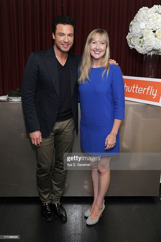 <a gi-track='captionPersonalityLinkClicked' href=/galleries/search?phrase=Rocco+DiSpirito&family=editorial&specificpeople=211557 ng-click='$event.stopPropagation()'>Rocco DiSpirito</a> and Heather Maddan attend Shutterfly Photo Story for iPad dinner hosted by <a gi-track='captionPersonalityLinkClicked' href=/galleries/search?phrase=Rocco+DiSpirito&family=editorial&specificpeople=211557 ng-click='$event.stopPropagation()'>Rocco DiSpirito</a> at SD26 on August 22, 2013 in New York City.
