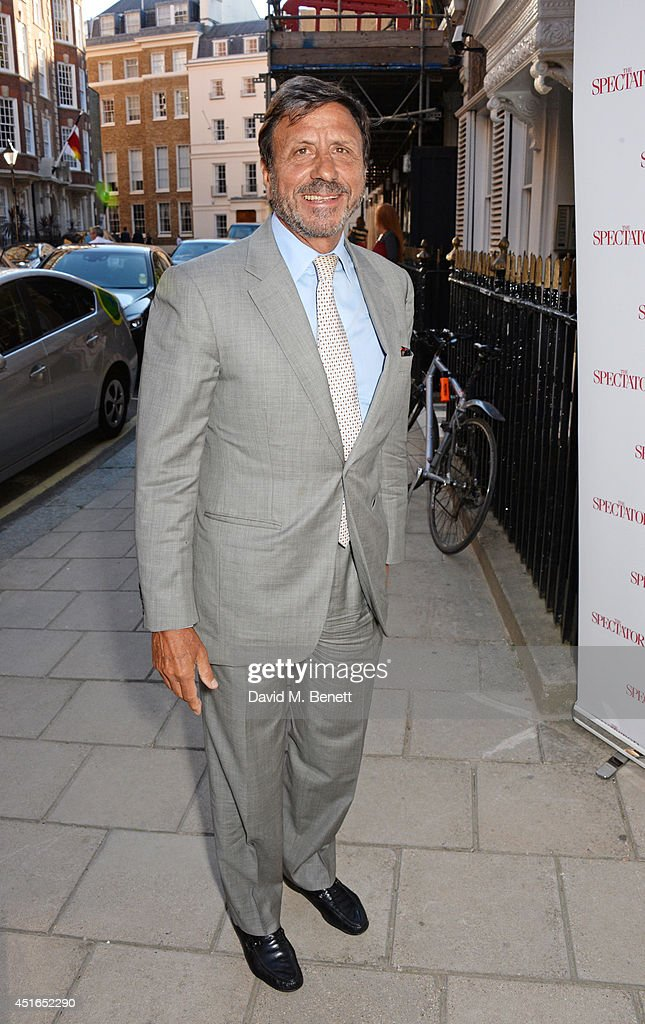 <a gi-track='captionPersonalityLinkClicked' href=/galleries/search?phrase=Rocco+Forte&family=editorial&specificpeople=622056 ng-click='$event.stopPropagation()'>Rocco Forte</a> attends The Spectator Summer Party at Spectator House on July 3, 2014 in London, England.