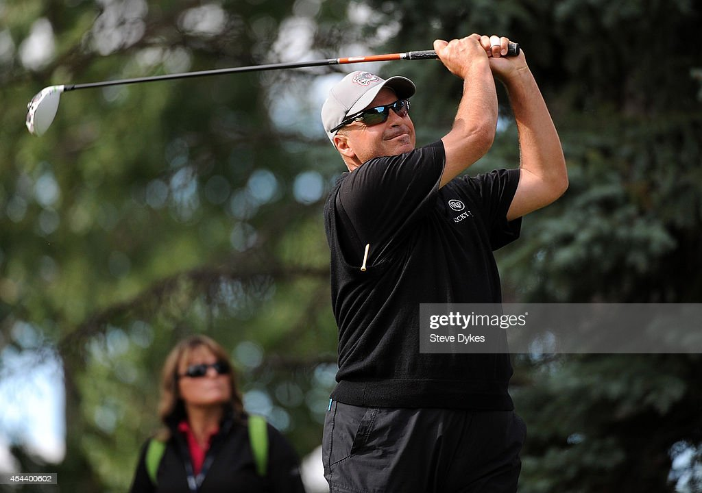 <a gi-track='captionPersonalityLinkClicked' href=/galleries/search?phrase=Rocco+Mediate&family=editorial&specificpeople=220352 ng-click='$event.stopPropagation()'>Rocco Mediate</a> hits his drive on the second hole during the second round of the Shaw Charity Classic at the Canyon Meadows Golf and Country Club on August 30, 2014 in Calgary, Canada.