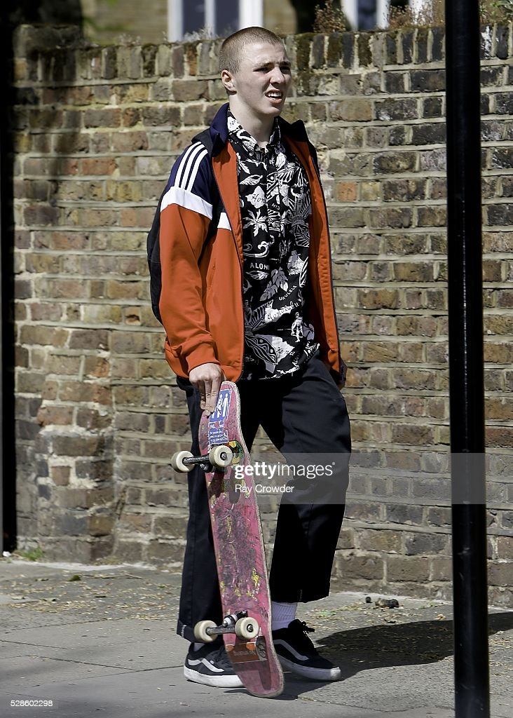 Rocco Ritchie sighting on May 6, 2016 in London, United Kingdom.