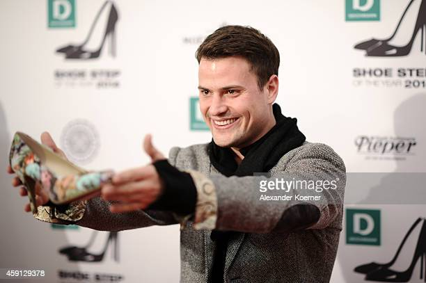 Rocco Stark attends the Deichmann Shoe Step of the Year 2014 at Atlantic Hotel on November 17 2014 in Hamburg Germany