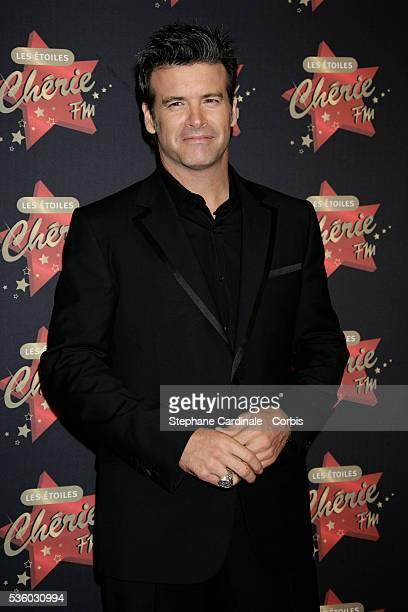 Roch Voisine arrives at 'Les Etoiles de Cherie FM' awards held in Paris